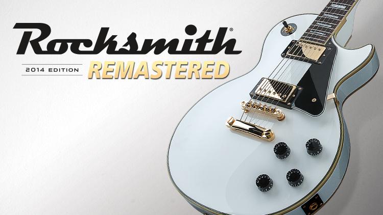 Rocksmith no Tendrá mas DLC y el equipo trabaja en un nuevo proyecto