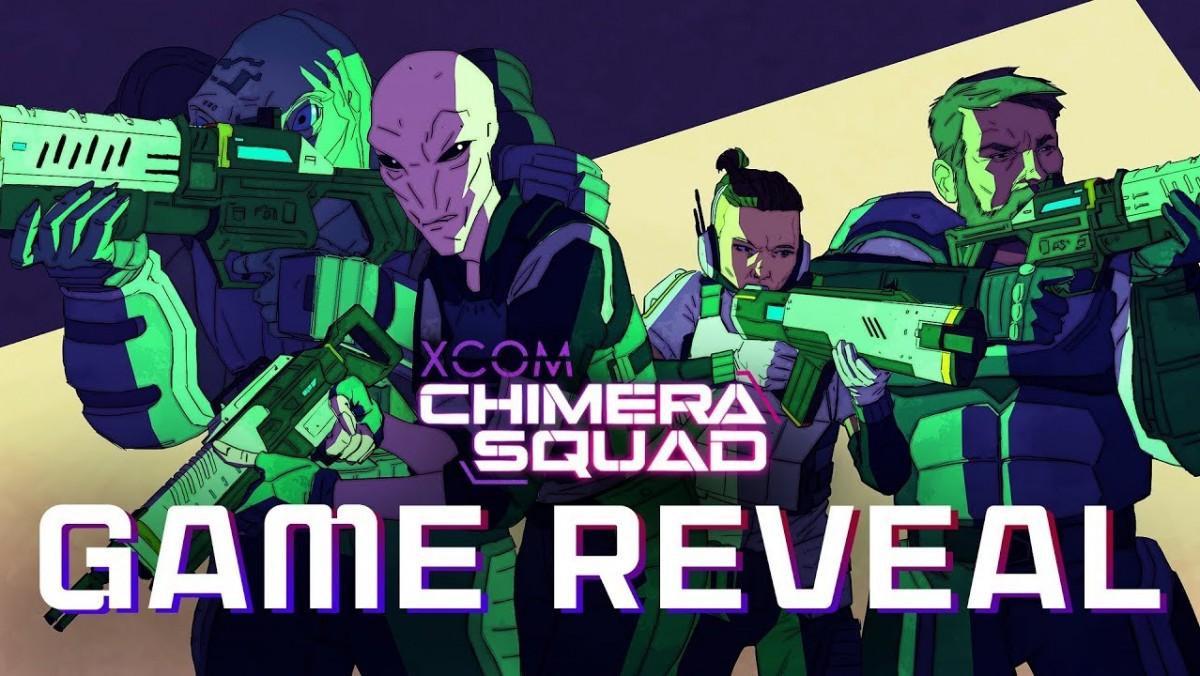 XCOM: Chimera Squad es el nuevo juego de esta Saga