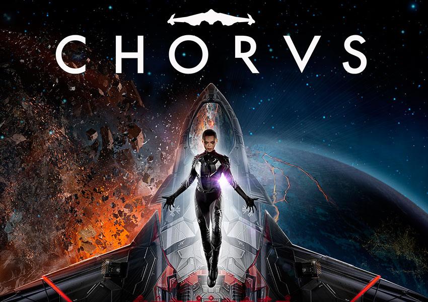 Chorvs es el primer Shooter Next Gen