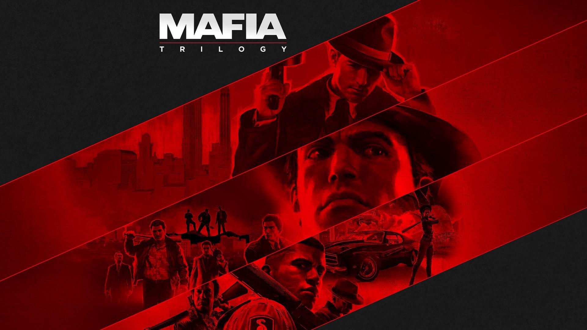 Mafia Trilogy Ya esta casi disponible
