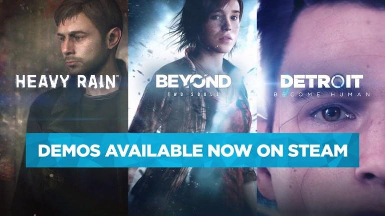 Quantic Dream lanzará sus jugos en Steam