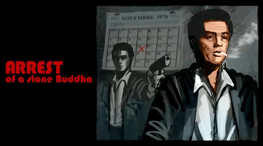 El juego independiente Arrest of a Stone Buddha llegará pronto a Switch