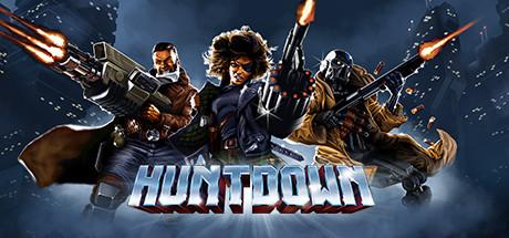 Huntdown sorprende con su trailer de lanzamiento