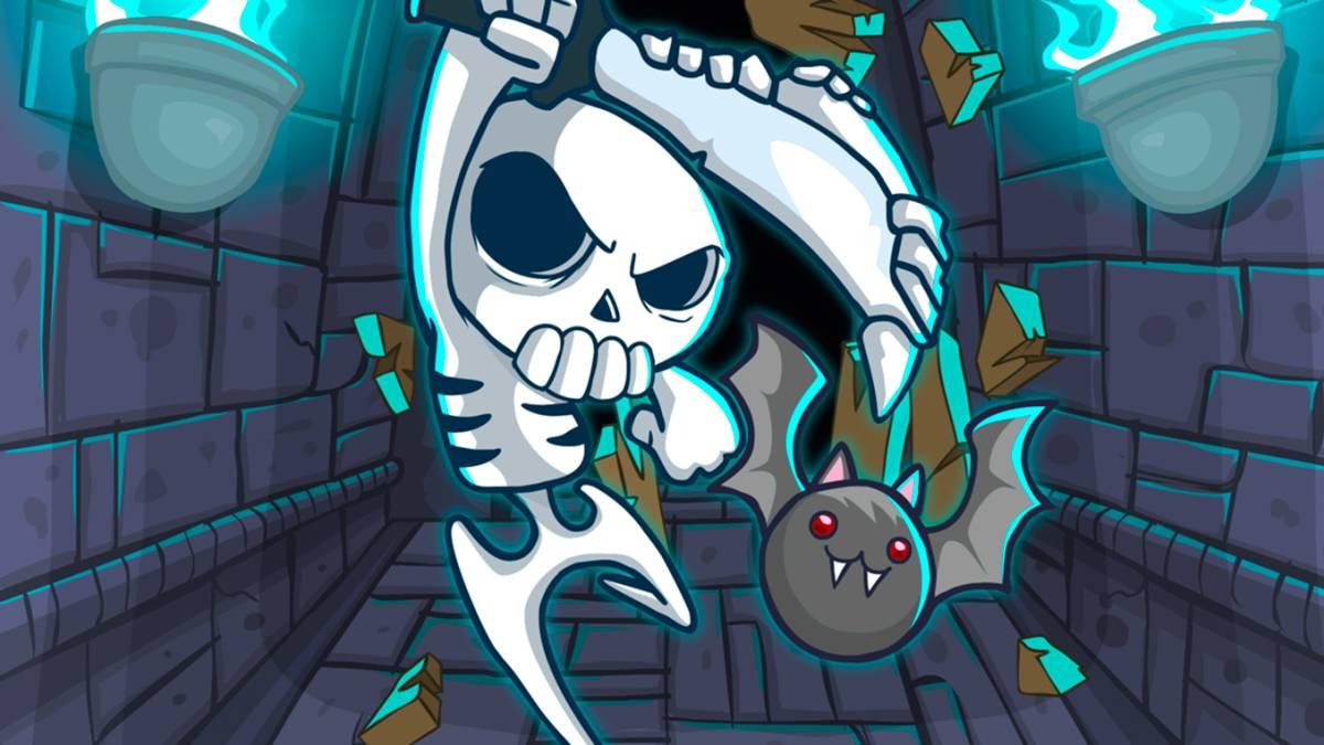 Skelattack, el nuevo juego de Konami y Ukuza, ya está disponible