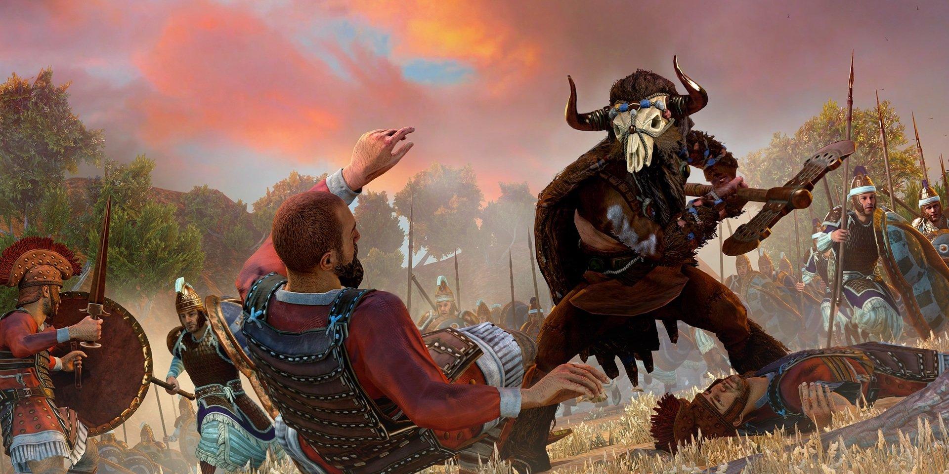 Total War Saga: Troy llegará a Epic Games Store, será gratis por 24 horas
