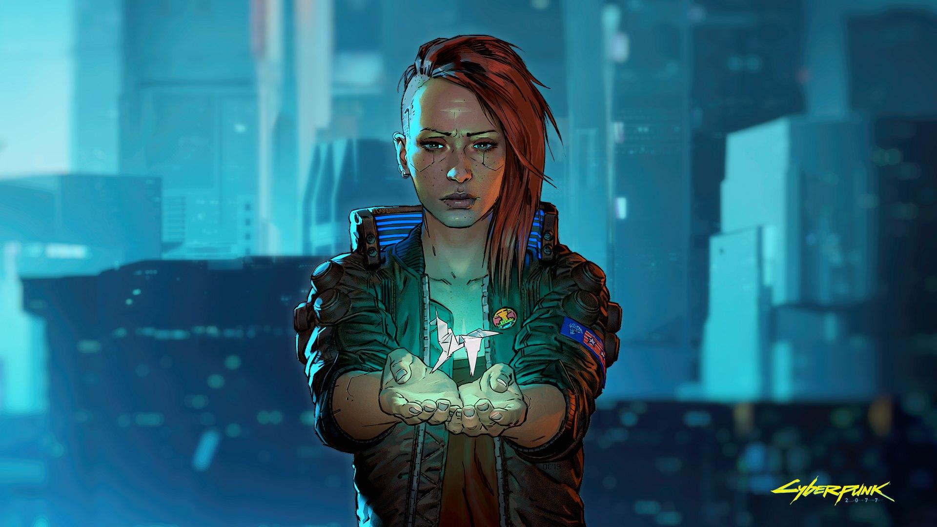 Cyberpunk 2077 nos muestra Night City Wire