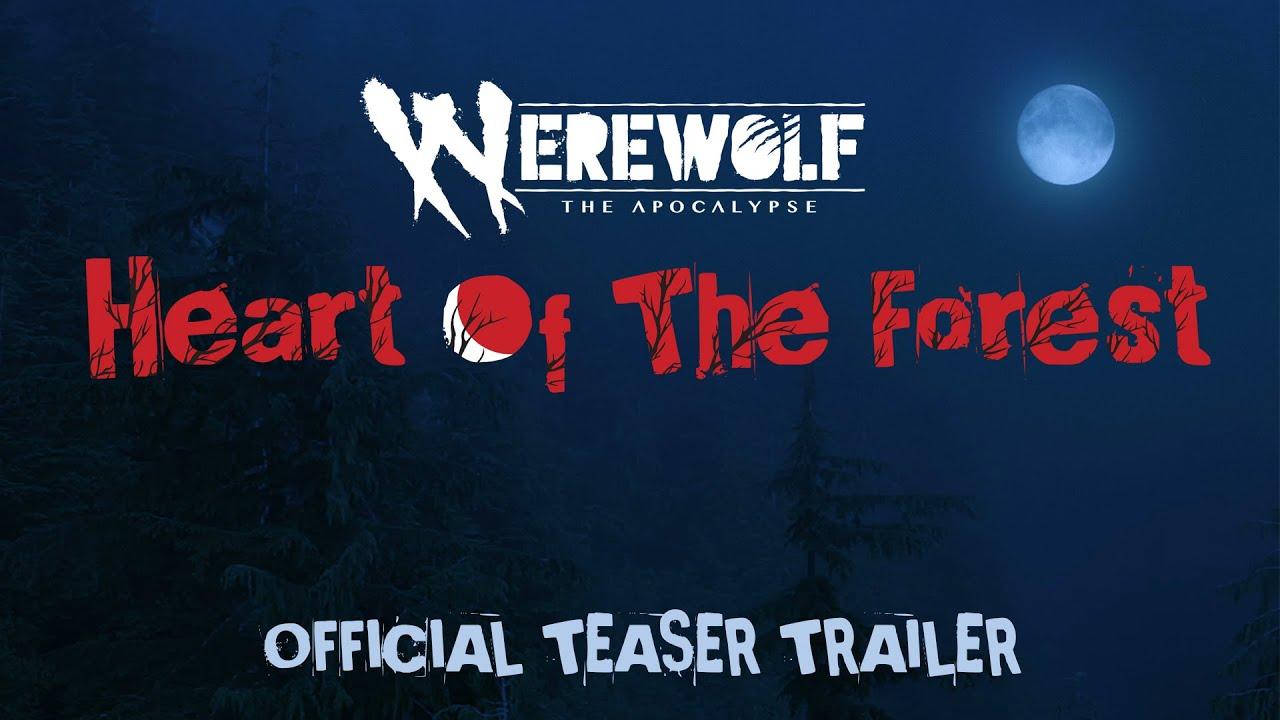 Warerolf Heart Of the Forest sorprende con su primer teaser