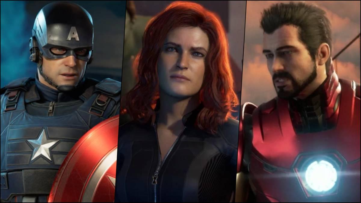 Fechas para la beta de Marvel's Avengers