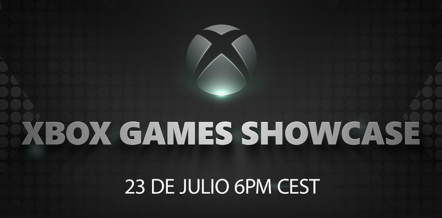 Ya tenemos fecha y hora para Xbox Games Showcase