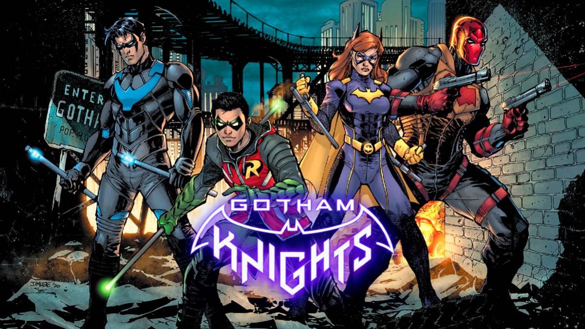 Gotham Knights Nos muestra su primer Tráiler