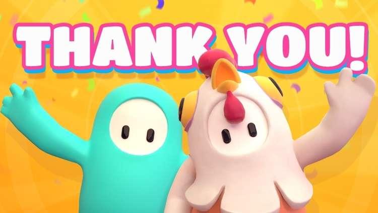 Fall Guys vendió 2 millones de copias en Steam en menos de una semana