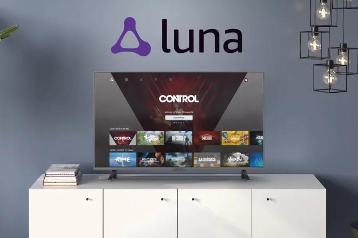 Amazon acaba de presentar Luna, su servicio de juegos en la nube