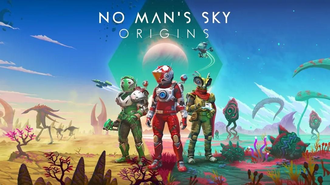 No Man's Sky Origins agrega millones de nuevos planetas y más variedad al juego