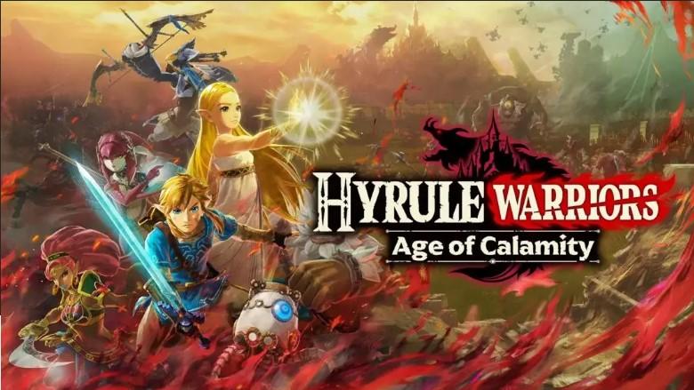 Anuncio Sorpresa de Hyrule Warriors: Age of Calamity, precuela de Breath of the Wild