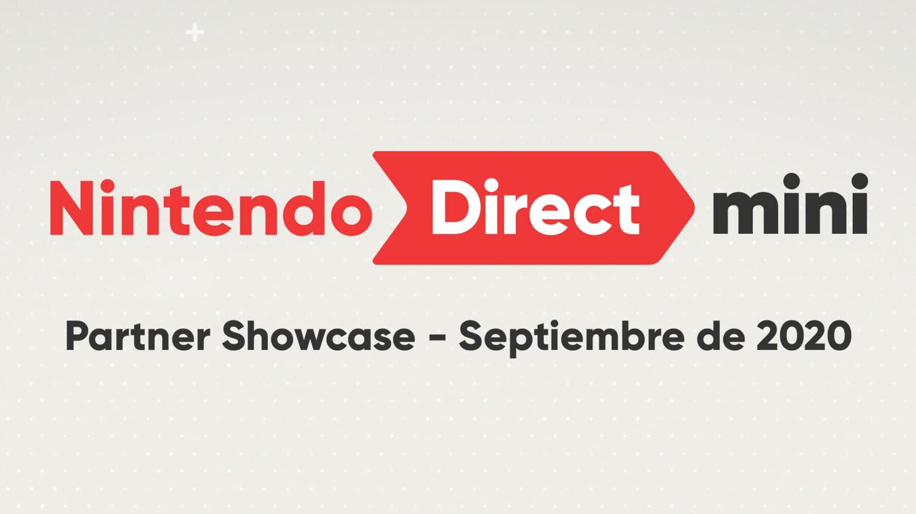 Anunciado nuevo Nintendo Direct Mini: Partner Show case