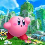 Kirby and the Forgotten Land se deja ver en su primer tráiler